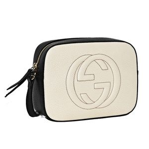 Gucci Bags - NEW GUCCI SOHO DISCO TEXTURED-LEATHER CROSS BODY